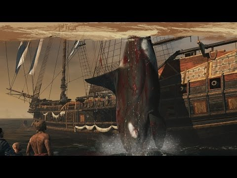 Assassins creed 4:a la caza de la ballena asesina