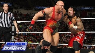 The Usos vs. Ryback y Curtis Axel: SmackDown