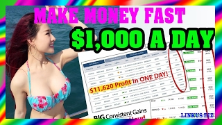 How To Make Money Online Fast - Make Money From Home 2017 Case 16