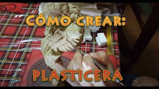 Como fabricar PLASTICERA (Para esculpir figuras)