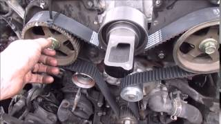 getlinkyoutube.com-Timing Belt 3vze