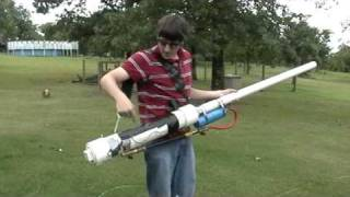 getlinkyoutube.com-Strong Propane Spud Gun - July 4th