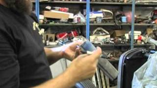 Bass Kustom  the WADE COUPE (part 5)