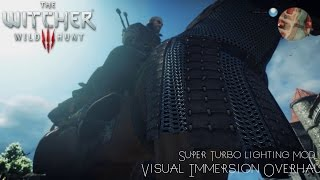 getlinkyoutube.com-The Witcher 3 Visual Immersion Overhaul Mod