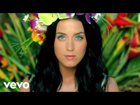 Katy Perry – Roar – Burning Baby Blue