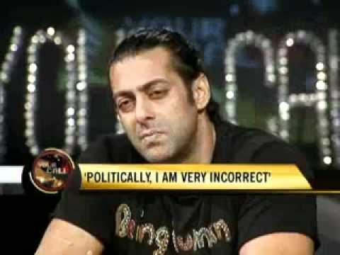"""Your Call with Salman Khan"" (2/4) - UNSEEN FULL Interview"