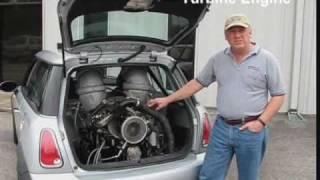 "getlinkyoutube.com-BMP MINI Cooper ""S"" 640 HP Jet Turbine Engine"