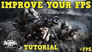 getlinkyoutube.com-Arma 3 FPS Boost Guide - Updated 2016