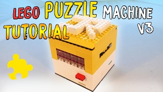 getlinkyoutube.com-How To Build a LEGO Puzzle Machine