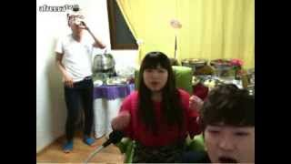 getlinkyoutube.com-왕쥬 3주년 출장부페방송 게스트 용느님,효근,펠메(2편)