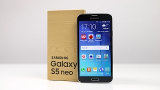 getlinkyoutube.com-Review: Samsung Galaxy S5 Neo (Deutsch) | SwagTab
