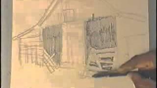 getlinkyoutube.com-Quick Sketch A Barn