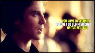 getlinkyoutube.com-Damon Salvatore ► The best of [HUMOR]