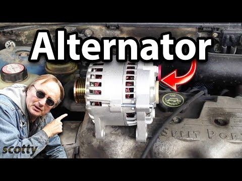 How to Replace Alternator in Your Car