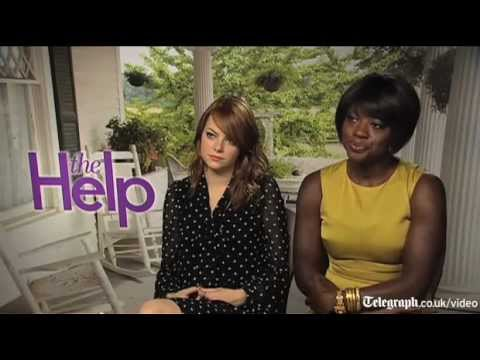 The Help interview: Marc Lee speaks to Viola Davis and Emma Stone