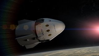 SpaceX Dragon V2 | Flight Animation width=