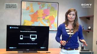 Wifi Direct on SONY Bravia Tv