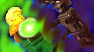 getlinkyoutube.com-Lloyd Garmadon VS Lord Garmadon 2 LEGO Ninjago