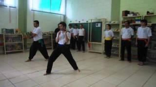 Apresentação Kung Fu Garra de Águia na Cidade Aracy width=