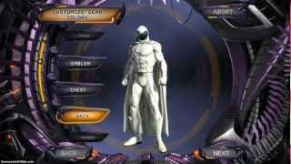 getlinkyoutube.com-How to create moon knight in dc universe online