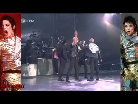 Michael Jackson - Beat it - HWT - Munich - HD