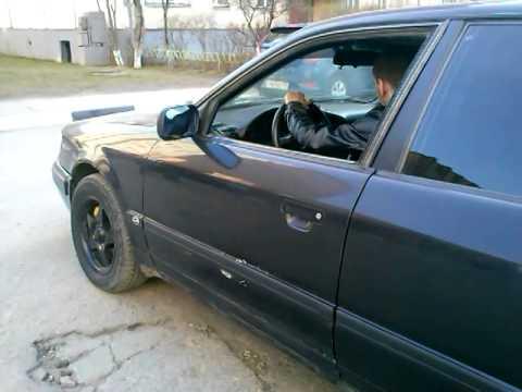 Свист Сцепления Audi 100 C4