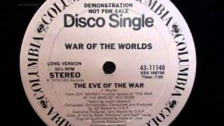 getlinkyoutube.com-War Of The Worlds - The Eve Of The War [Disco Remix]