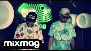 AMINE EDGE & DANCE G-House DJ set in Mixmag's Lab