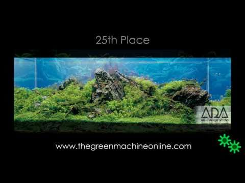 IAPLC 2010 Top 27 Aquascapes