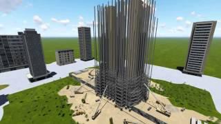 getlinkyoutube.com-Apartment Structural animation # Lumion 6