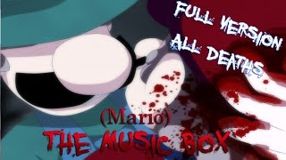 getlinkyoutube.com-(Mario) The Music Box | RPG Maker Horror [ All Death Scenes ]