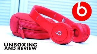 getlinkyoutube.com-NEW Beats by Dre Solo HD Drenched in Color Unboxing & Review (2013)