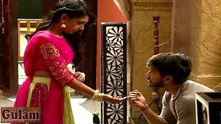 getlinkyoutube.com-Gulam 22nd February 2017 EPISODE | Shivani tries to get close to Rangeela