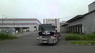 北海道のデコトラ