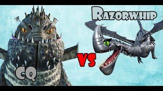 getlinkyoutube.com-Catastrophic Quaken vs Razorwhip