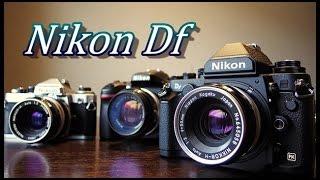 getlinkyoutube.com-Nikon Df  の導入! オールドレンズの味方