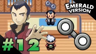 Let's Play Pokemon: Emerald - Part 12 - Petalburg Gym Leader Norman width=