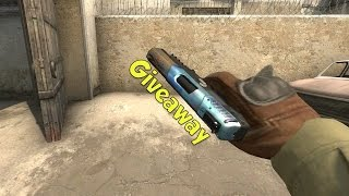 getlinkyoutube.com-CS:GO - [Blue] Five Seven - Skin Giveaway [CLOSED]