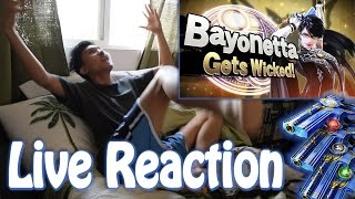 getlinkyoutube.com-Bayonetta in Super Smash Brothers Reveal Trailer | Live REACTION