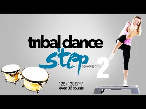 Hot Workout // Tribal Dance Step Session Vol. 2 (128 - 130 BPM / 32 Count) // WMTV