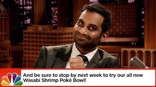 getlinkyoutube.com-Aziz Ansari and Jimmy Dramatically Read Bad Yelp Reviews