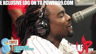 Wale - Freestyle @ cosmic kev come up show