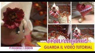 getlinkyoutube.com-VIDEO #manidilara Folletto romantico in cucito creativo