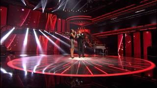getlinkyoutube.com-Aleksandra Prijovic i Ljubomir Perucica - Treba vremena - FS - (TV Prva 14.01.2015.)