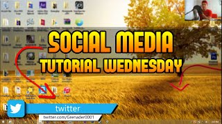 getlinkyoutube.com-SOCIAL MEDIA LOWER THIRDS/BANNER - SONY VEGAS PRO 12 [WEEKLY TUT}