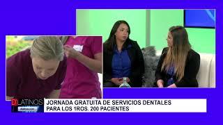 Exámenes dentales gratis