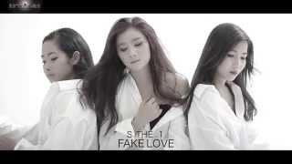 fake love,[Official MV]ស្នេហាក្លែងក្លាយ (Fake Love) S the One