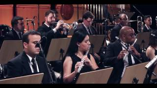 Orquestra Bless - His Eye Is On the Sparrow