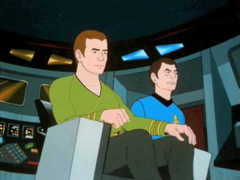 "Animated Star Trek PSA ""And Let the Heavens Fall"""
