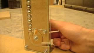 getlinkyoutube.com-RPKnikker: Knikkerbaan 4.0 ( Start ) / Rolling Ball Marble Machine 4.0 ( Start )
